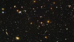 El Hubble Ultra Deep Field en luz óptica