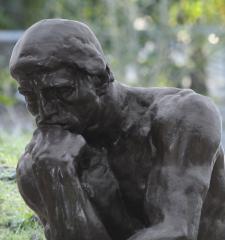 Auguste Rodin El Pensador