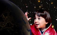 Infantil y cosmos